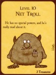 net troll by Kovalic